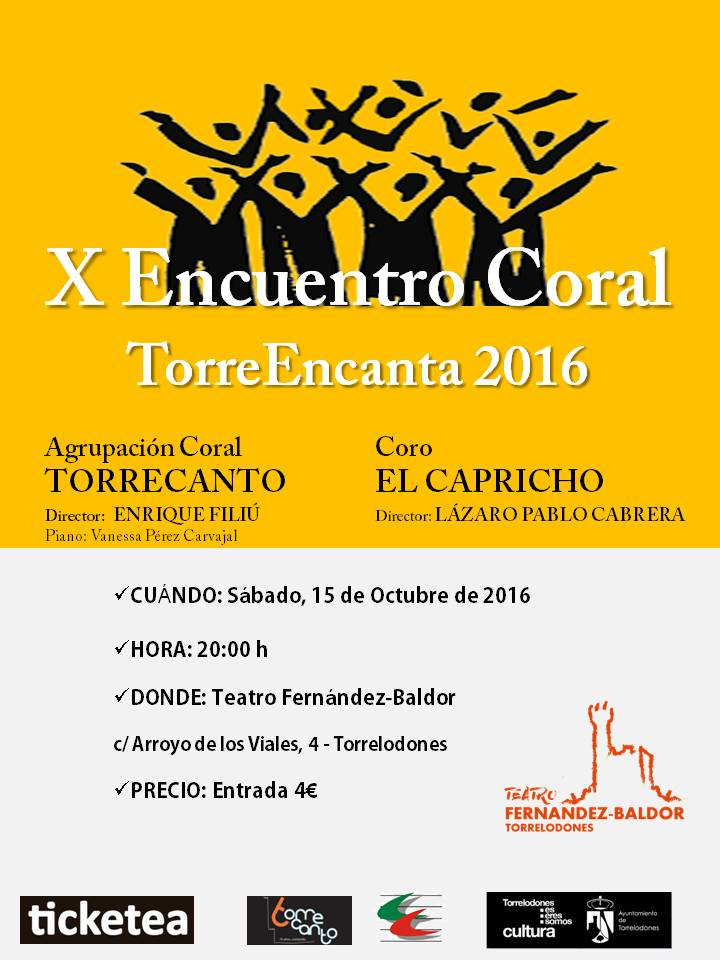 cartel Torrencanta 2016